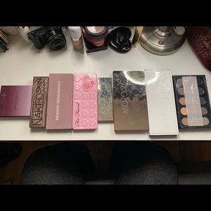 High End Eye & Face Palettes